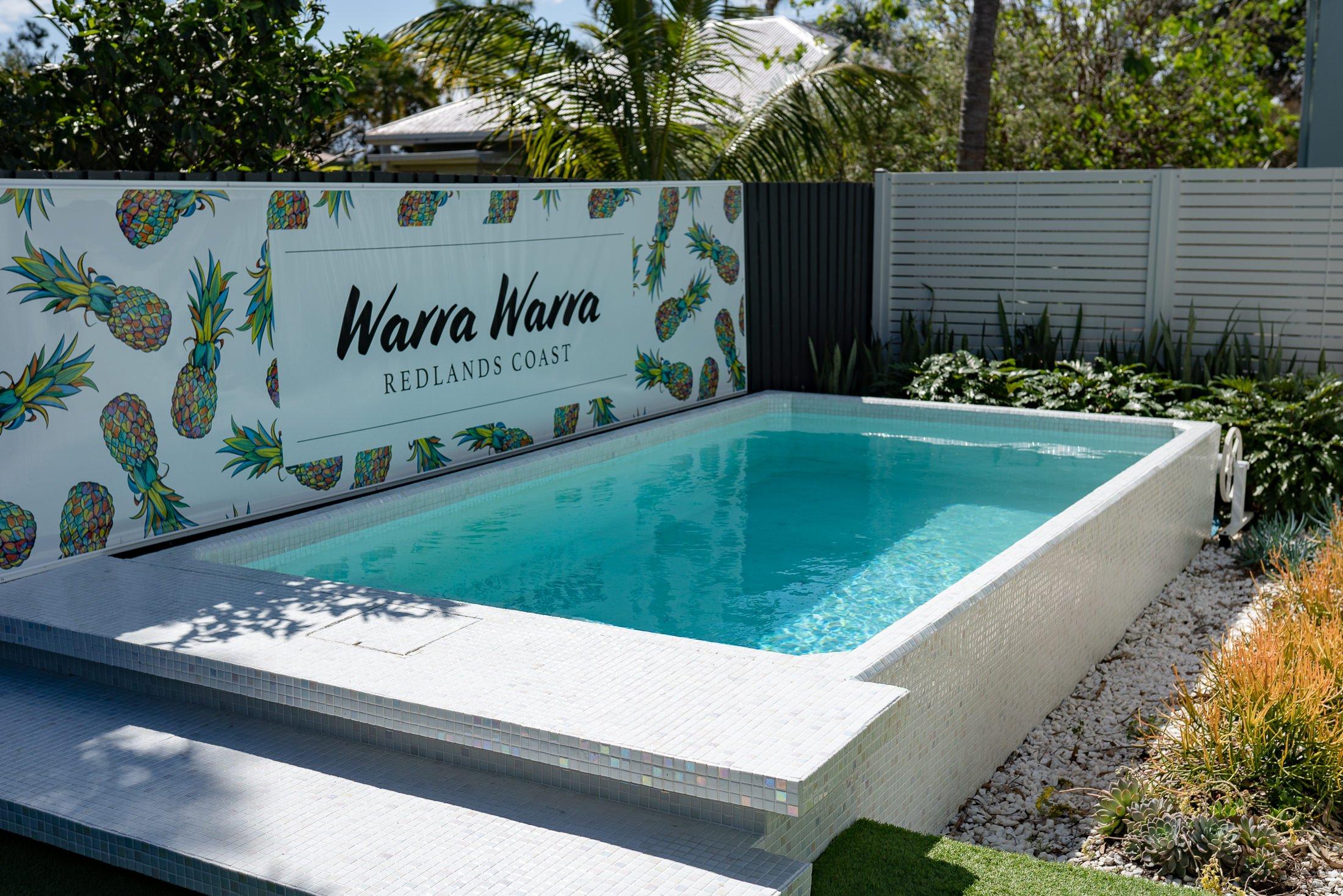 Plungie Original 4.6m x 2.5m pool in Kona Coast